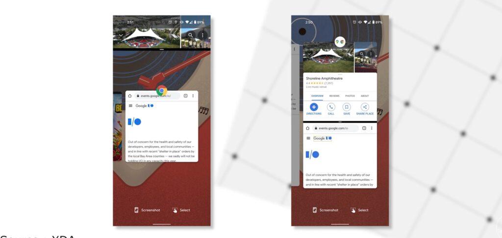 App pairs feature