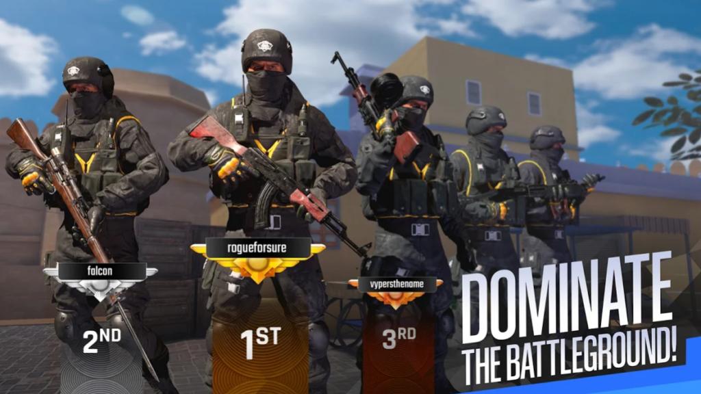 Faug Game Multiplayer