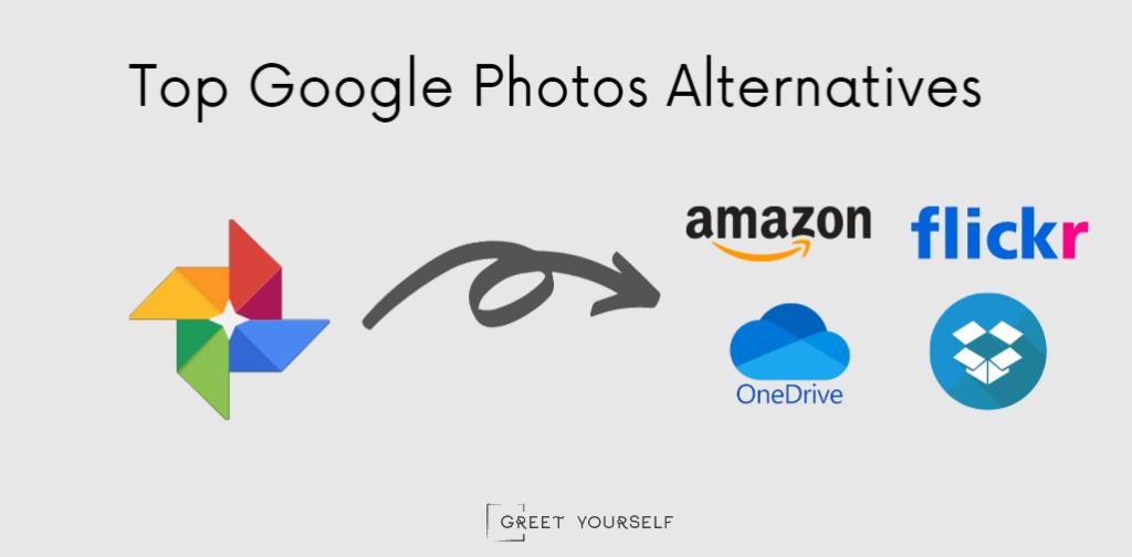 Google Photos Alternatives | Greet Yourself