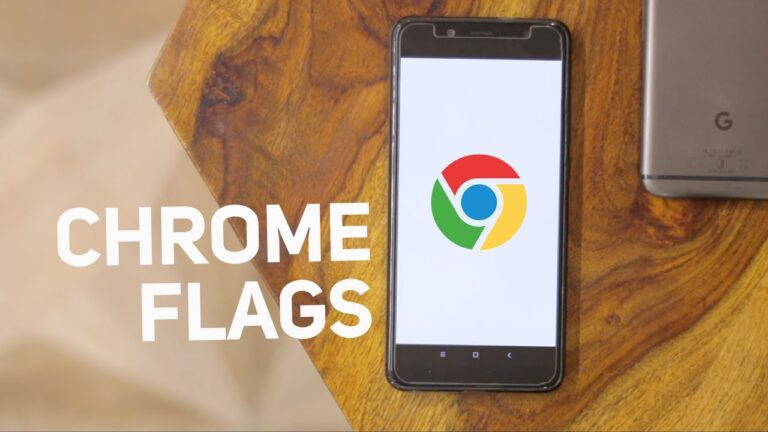 Enable Chrome Flags