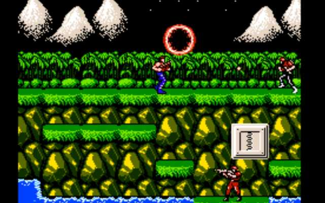 Contra Game