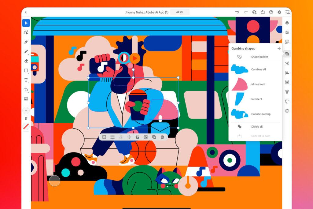 Procreate for Windows Adobe illustrator