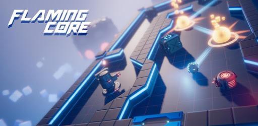Hot Games App | Flaming Core